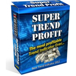 Super Trend Profit indicator  by Karl Dittmann with Bill Kraft - Trade Your Way To Wealth and bonus